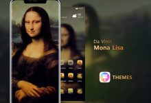 Da Vinci festményeiből készültek EMUI témák