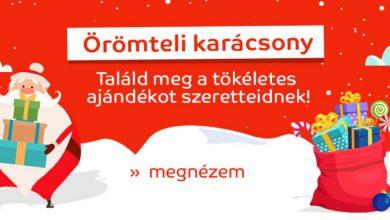Karácsonyi Huawei akciók az eMAG-nál