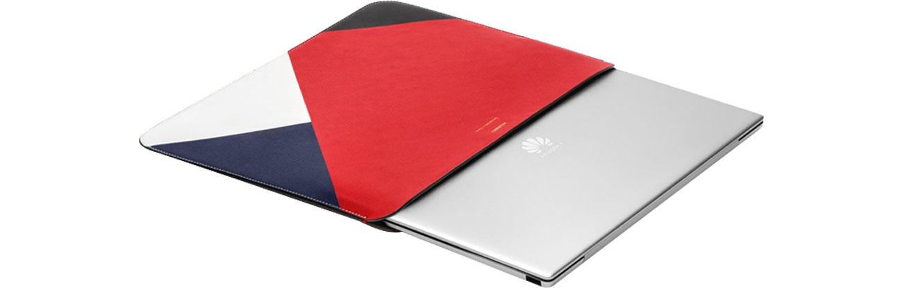Dizájn bőrtok a MateBook X Pro notebookhoz