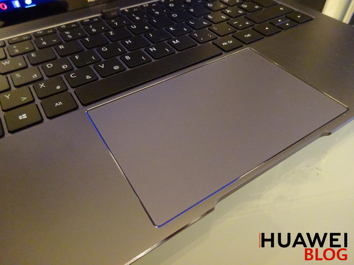 Huawei Matebook X Pro notebook teszt