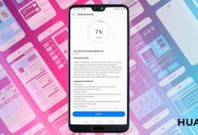 Elindult a Huawei P20 Pro Android 9 Pie és EMUI 9 frissítés