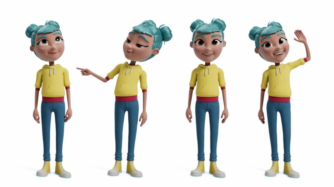 StorySign: jelnyelvi tolmány gyerekeknek az AI segítségével
