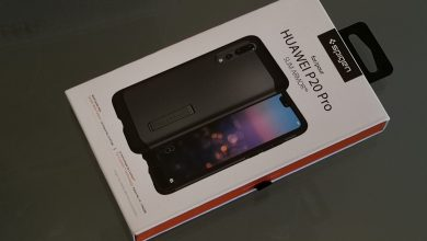Spigen Slim Armor Huawei P20 Pro tok bemutató