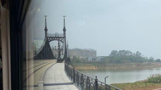 Kínába vitte Budapestet a Huawei