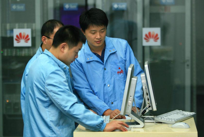 Huawei kutatás-fejlesztés