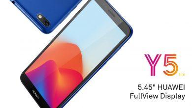 Huawei Y5 Lite debütált Android Go rendszerrel