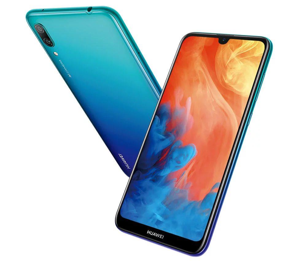 Az új évet köszönti a Huawei Y7 Pro 2019