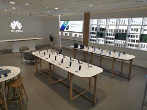 Huawei Experience Store fotók
