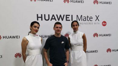 Huawei Mate X bemutató élő videós közvetítés
