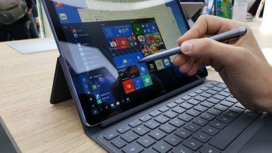 Huawei Matebook E 2019: Snapdragon 850 és Windows 10 egy házban