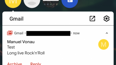 Buborékos értesítések jöhetnek az új Androidban