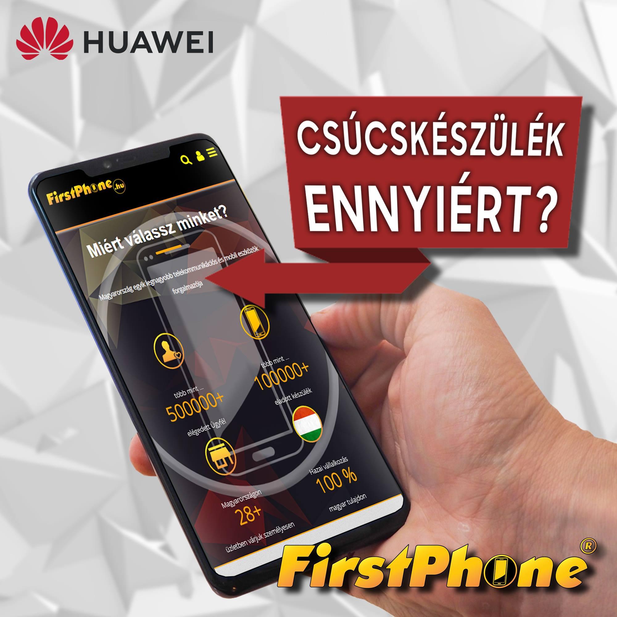 Tavaszi Huawei akciók a Firstphone-nál
