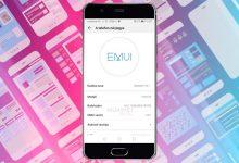 Huawei P10 Android 9.0 EMUI 9 frissítés