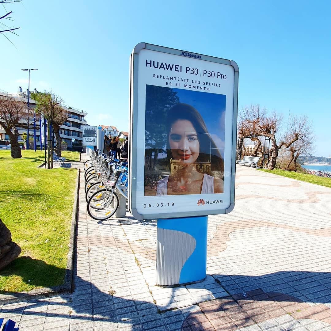 Spanyolországban tündököl a Huawei P30 és P30 Pro