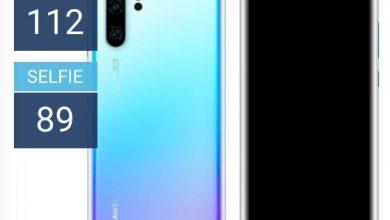 Huawei P30 Pro DxOMark teszt