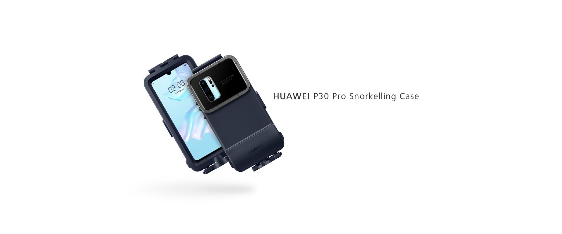 Búvárkodáshoz való tokot kapott a Huawei P30 Pro