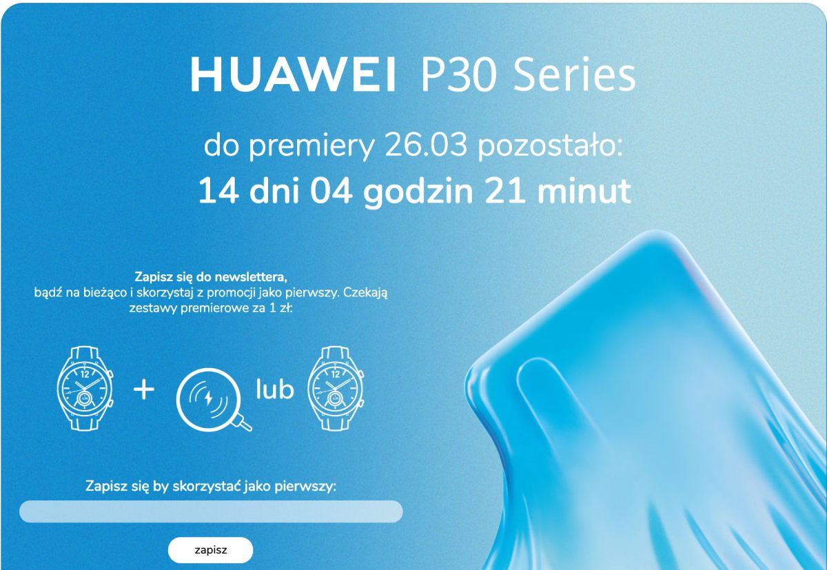 Drága ajándék járhat a Huawei P30 széria mellé