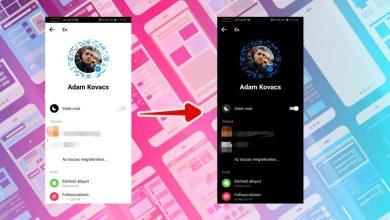 Mindenkinek elérhető a Messenger sötét mód