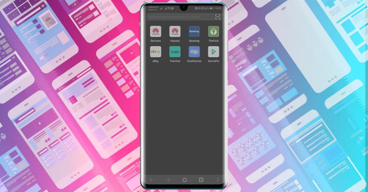 Huawei Browser: új böngésző az EMUI-hoz