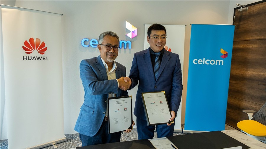 5G innovációs központot nyit Malajziában a Huawei