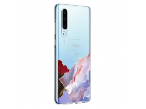 Huawei P30 Clear Case Floating Fairland tok