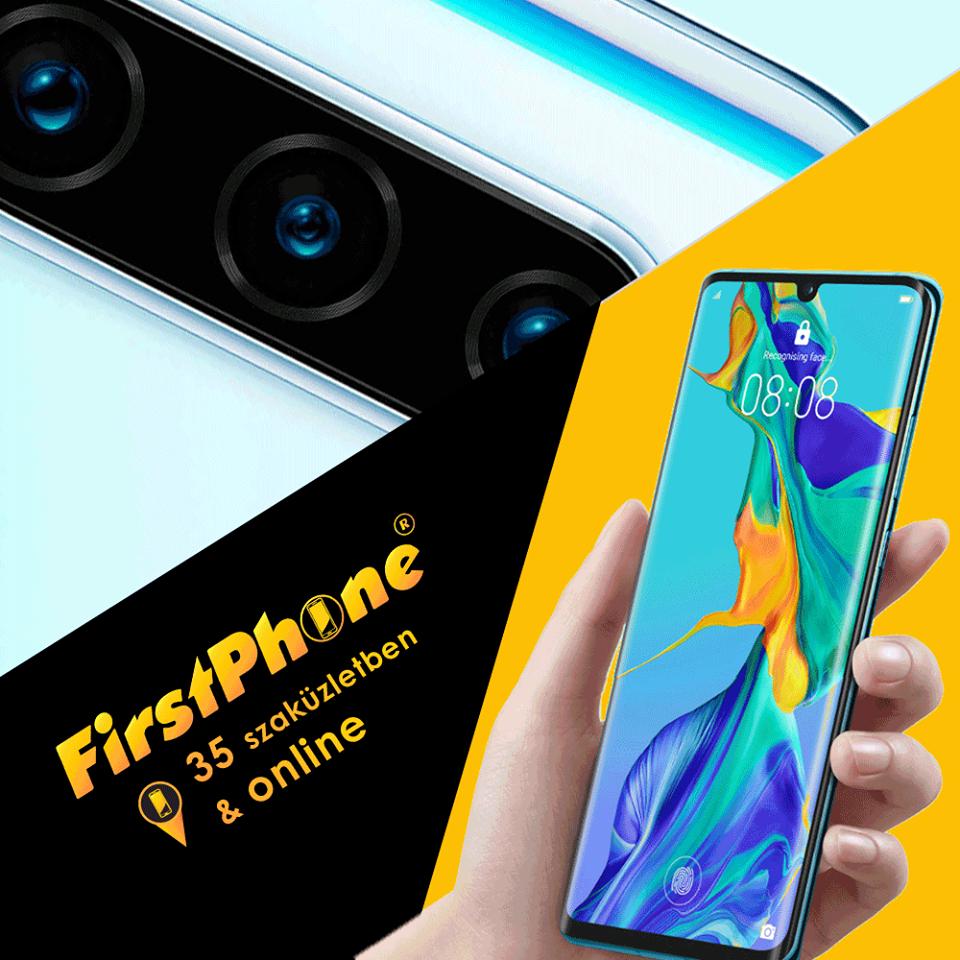Durva Mate 20 Pro áresés és P30 széria akció a Firstphone-ban