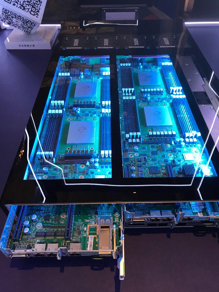 Ilyen lett a Huawei Taishan X6000 V2