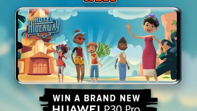 Nyerj egy Huawei P30 Prót a Hotel Hideaway játékkal