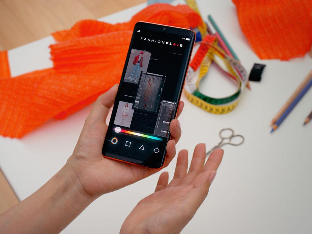 Huawei Fashion Flair: ruhakollekciók a mesterséges intelligenciával megalkotva