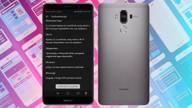 Hibajavítást kapott a Huawei Mate 9 EMUI 9 kiadása