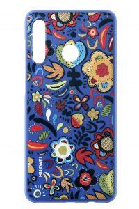 Huawei P30 Lite PC Case Flower Blue