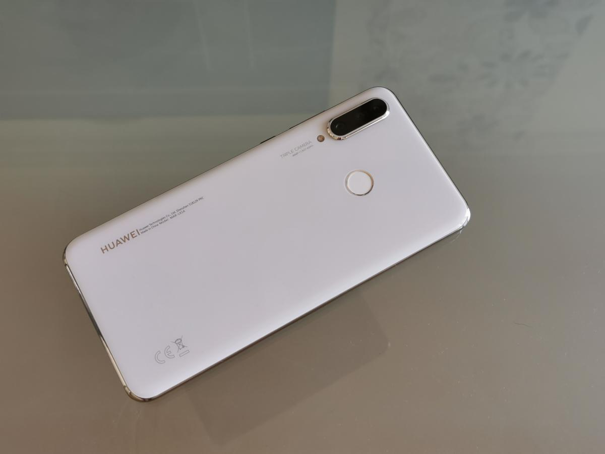 Huawei P30 Lite teszt