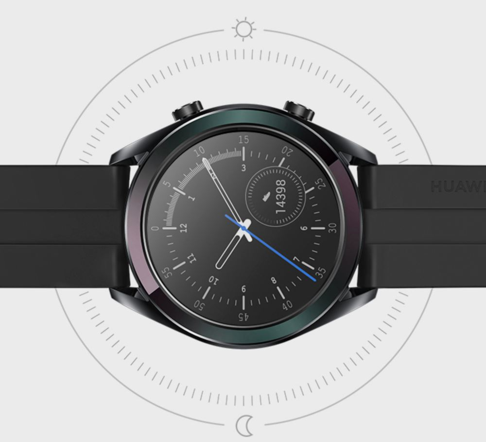 Hamarosan megjelenik a kisebbik Huawei Watch GT