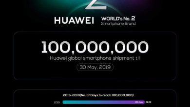 149 nap kellett a Huawei-nek 100 millió telefon leszállításához