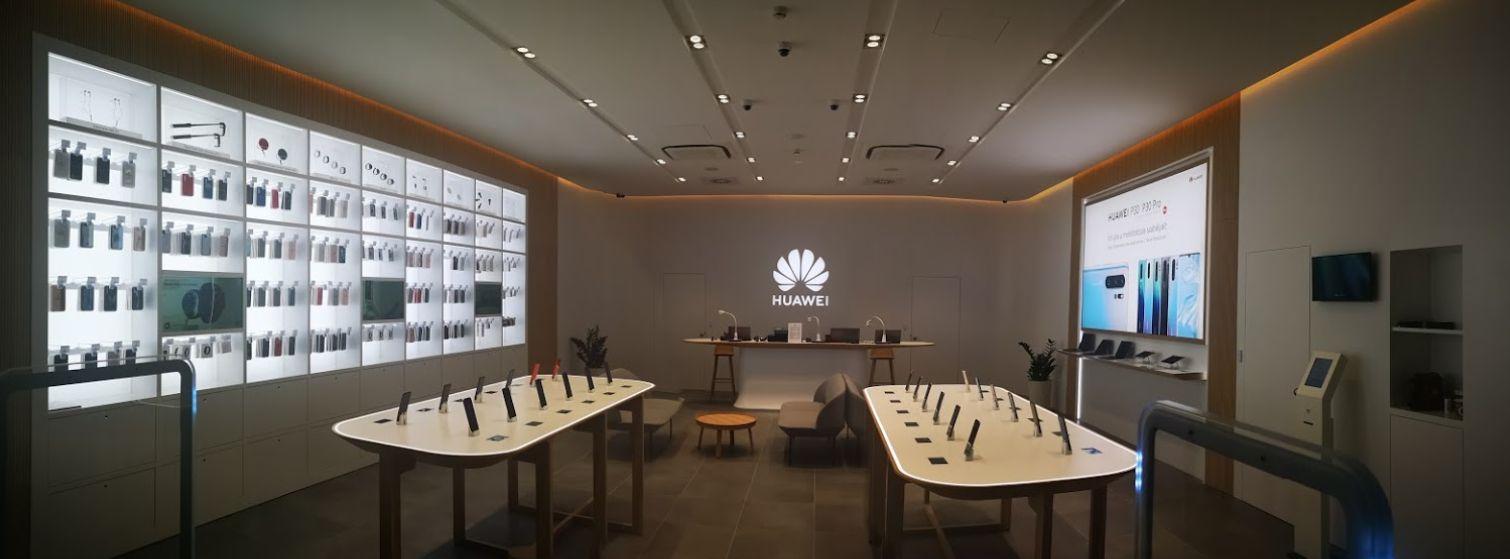Huawei Experience Store Buda
