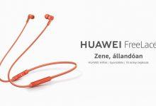 Huawei Freelace Bluetooth headset Magyarországon