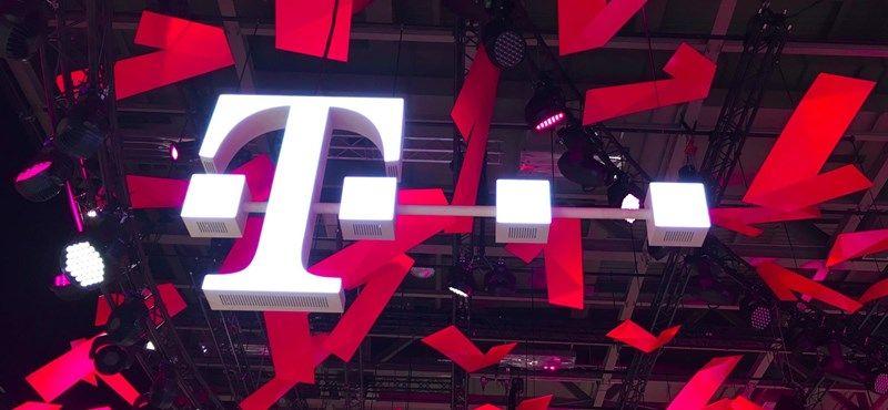 Telekom logó