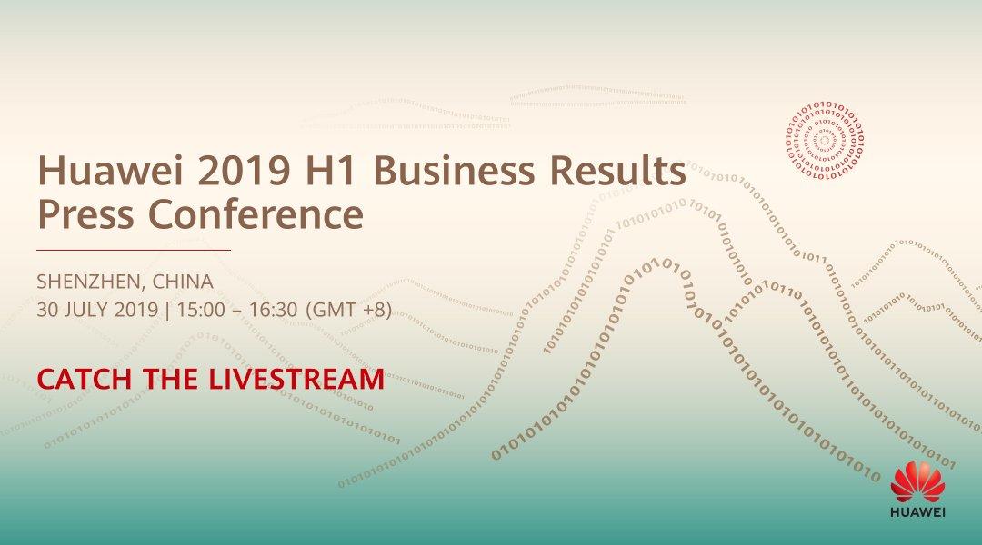 Huawei: kétszámjegyű a növekedés 2019 első felében