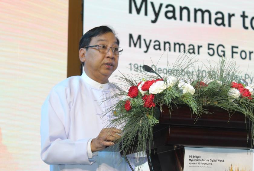 Mianmarban is a Huawei segítségével teszelik az 5G-t