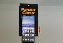 Panzer Glass üvegfólia a Huawei Mate 20 Pro telefonon