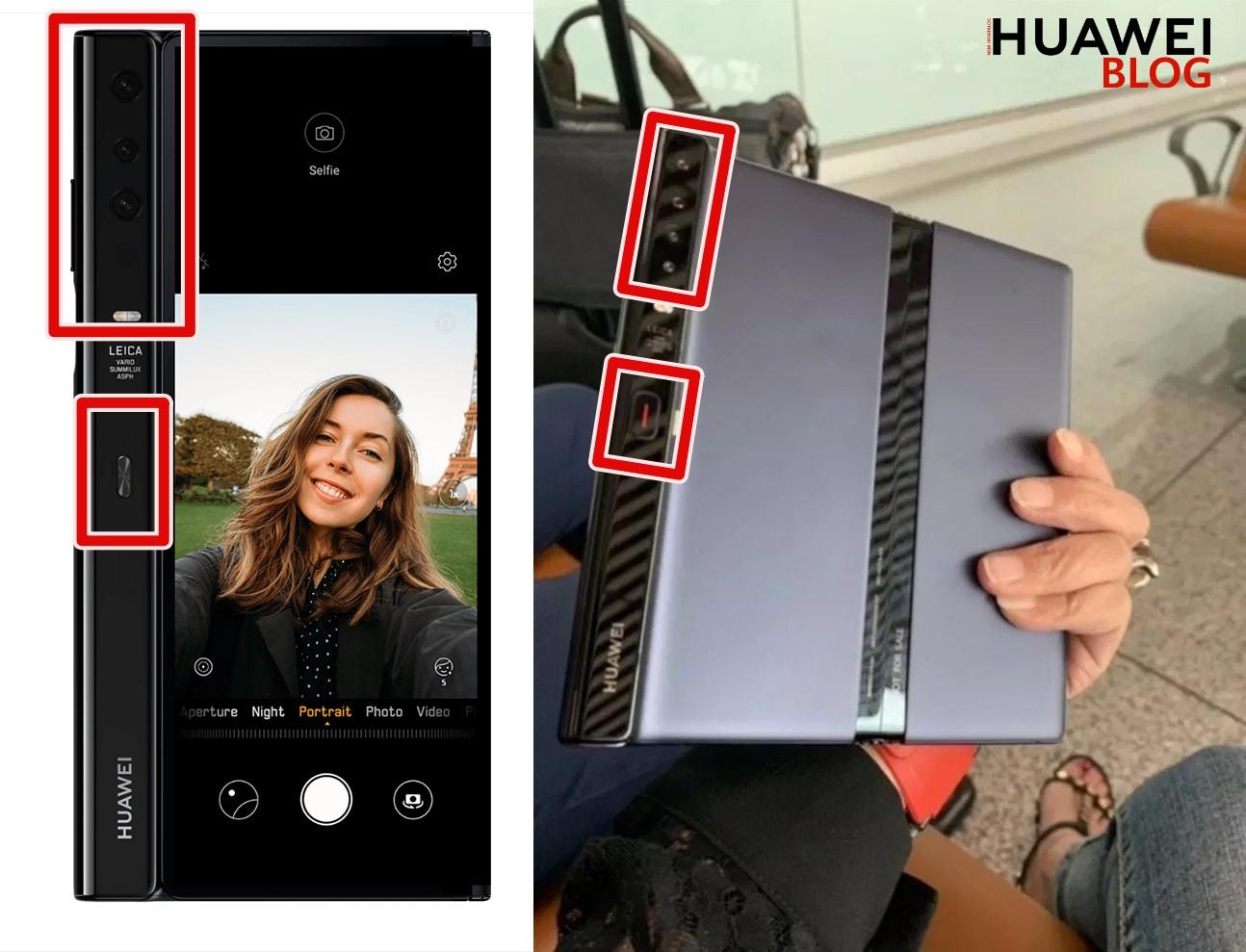 A Huawei Mate X átalakulása
