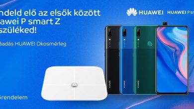 Huawei P Smart Z magyarországi ár és vásárlás