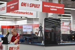 MediaMarkt Budaörs Okospult (Huawei szervizpont)