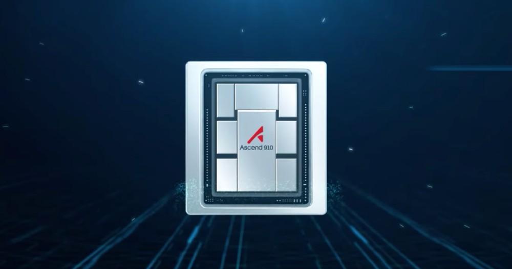A Huawei bejelentette az Ascend 910 AI processzort