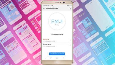 A Huawei Mate 9 is megkapta az EMUI 9.1 frissítést