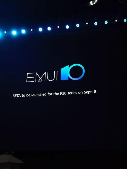 A Huawei P30 és P30 Pro modellekre jön az EMUI 10