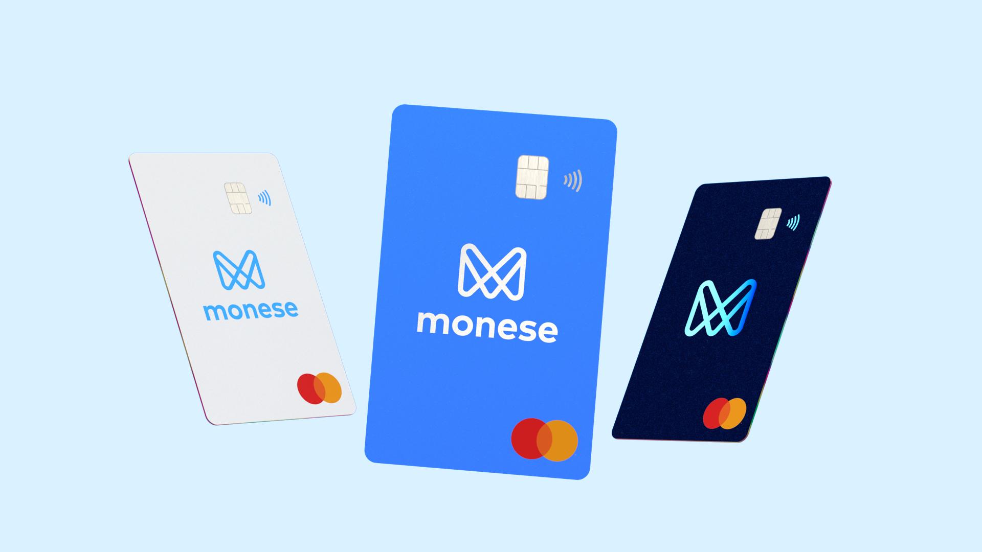 Próbáld ki a Monese kártyát és kapsz 5000 forintot érte