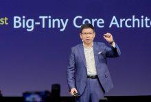 Richard Yu bemutatja a Kirin 990 SoC-t az IFA 2019-en