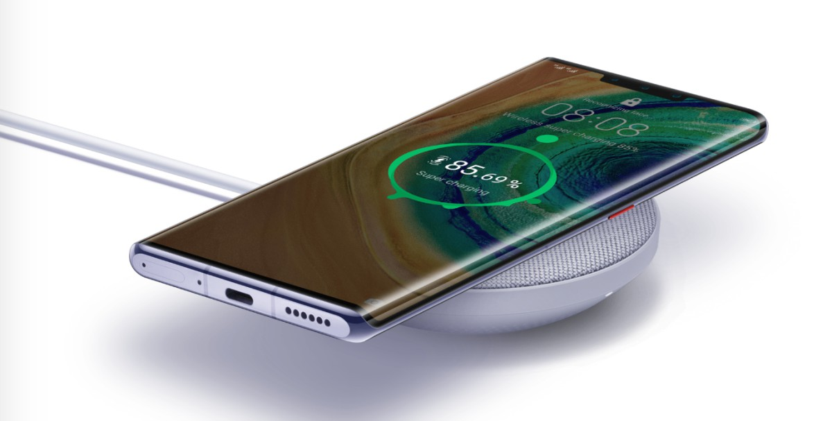 Huawei CP61: 27 wattos Qi töltő aktív hűtéssel