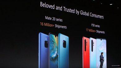 Rekordokat döntenek a Huawei csúcsmodellek